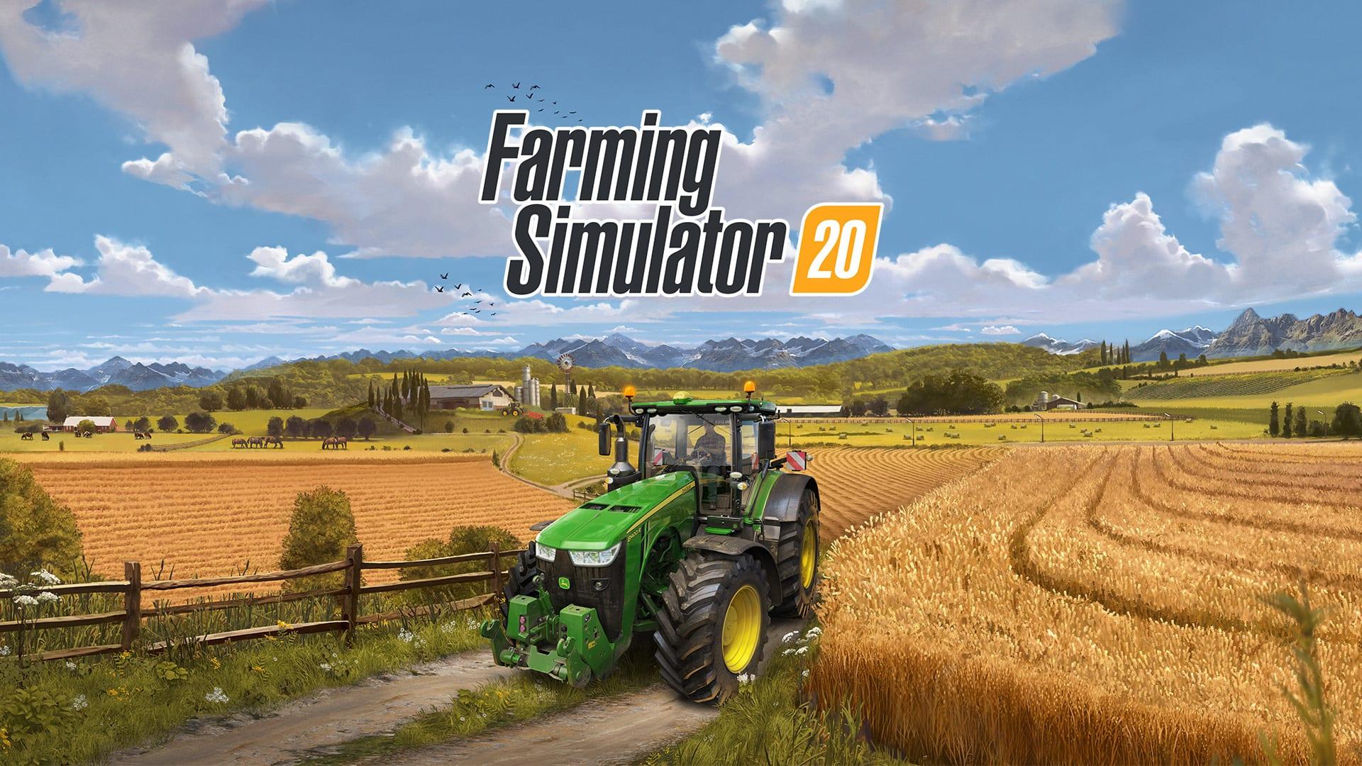 PREMIERA FARMING SIMULATOR 20 NA KONSOLI NINTENDO SWITCH
