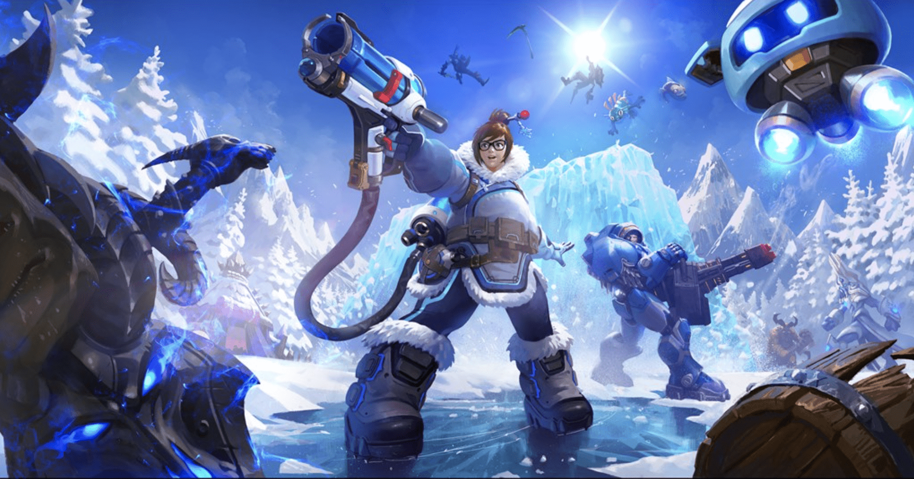 Heroes of the Storm Mei