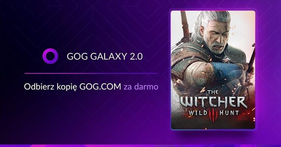 Wiedźmin GOG GALAXY 2.0