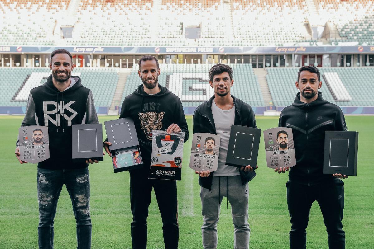 Legia Warszawa FIFA 21