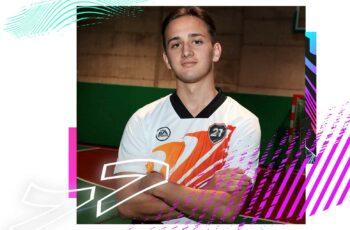 Michał Karbownik polskim ambasadorem gry FIFA 21