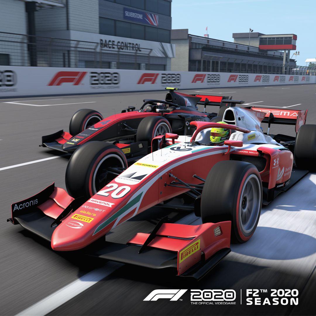 F2 2020 w grze F1 2020