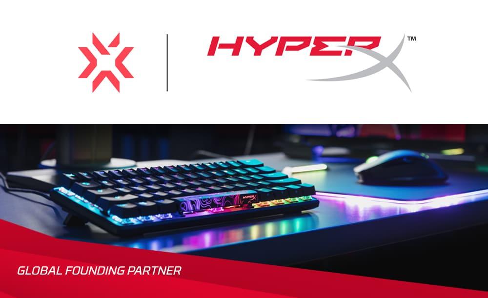 HyperX VALORANT Champions Tour